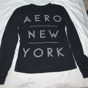 AEROPOSTALE LONG SLEEVE SHIRT